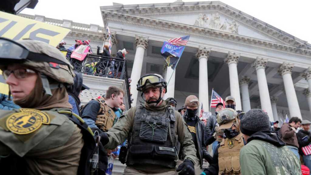 Etats-Unis: un rapport suggère l'implication du FBI dans l'émeute du Capitole