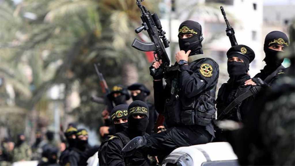 Le Jihad islamique: Nous ne permettrons pas à «Israël» d'imposer ses conditions à la résistance