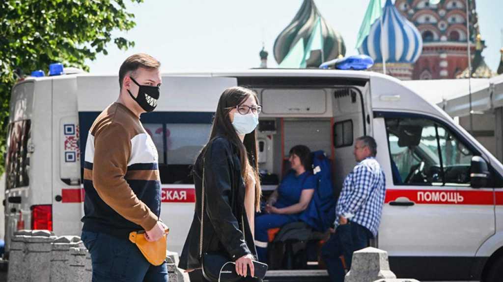 Covid-19: nouveau record de contaminations à Moscou, situation «très, très inquiétante» en Afrique