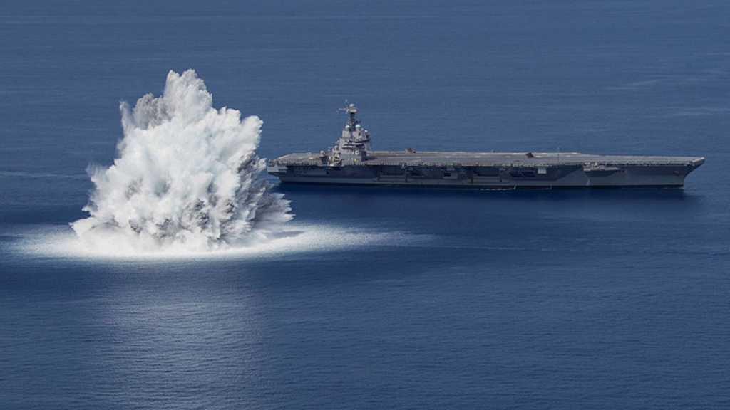 La marine américaine provoque un séisme en pleine mer