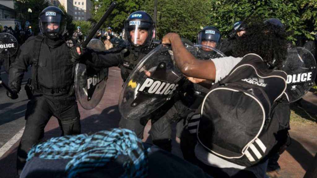 Donald Trump aurait conseillé à la police de «briser le crâne» des manifestants Black Lives Matter