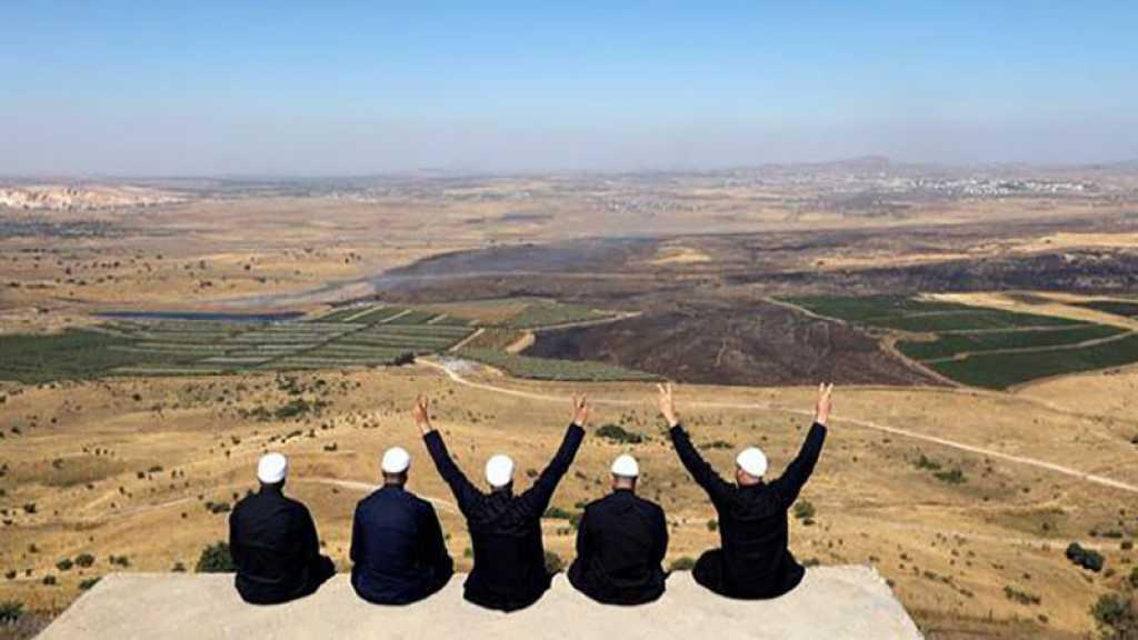 Le droit de la Syrie au Golan occupé est fixe et soutenu par les résolutions de l'ONU, confirme Damas