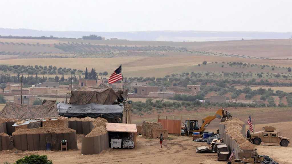 Syrie: les groupes de la résistance répliquent aux raids américains en ciblant une de leurs bases