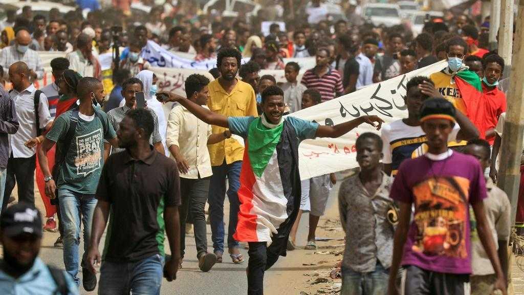 Soudan: des centaines de manifestants réclament le départ du gouvernement