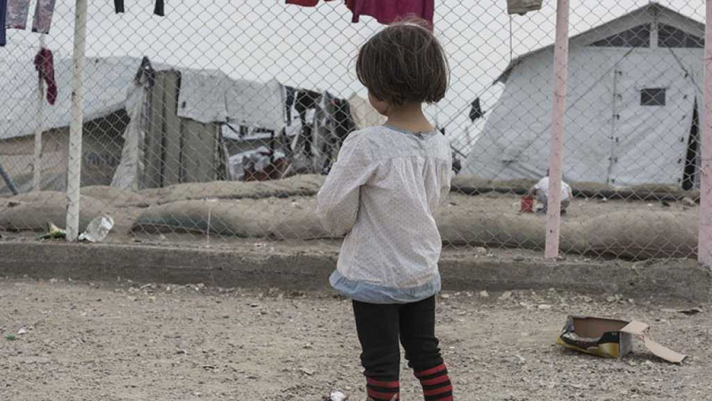 Des enfants sont détenus dans des prisons dans le nord-est de la Syrie, annonce le CICR