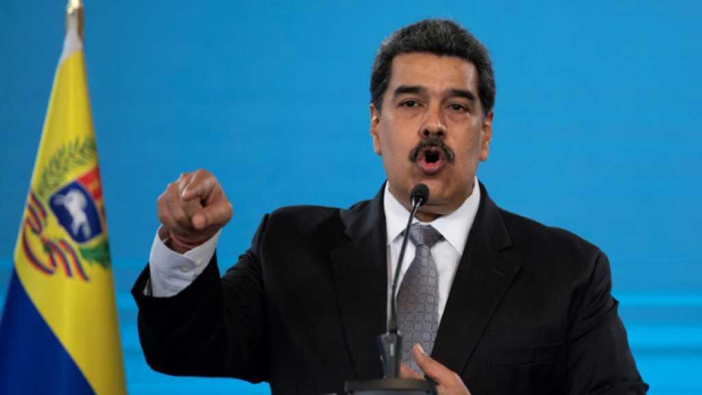 Venezuela: Maduro accuse les États-Unis de vouloir l'assassiner
