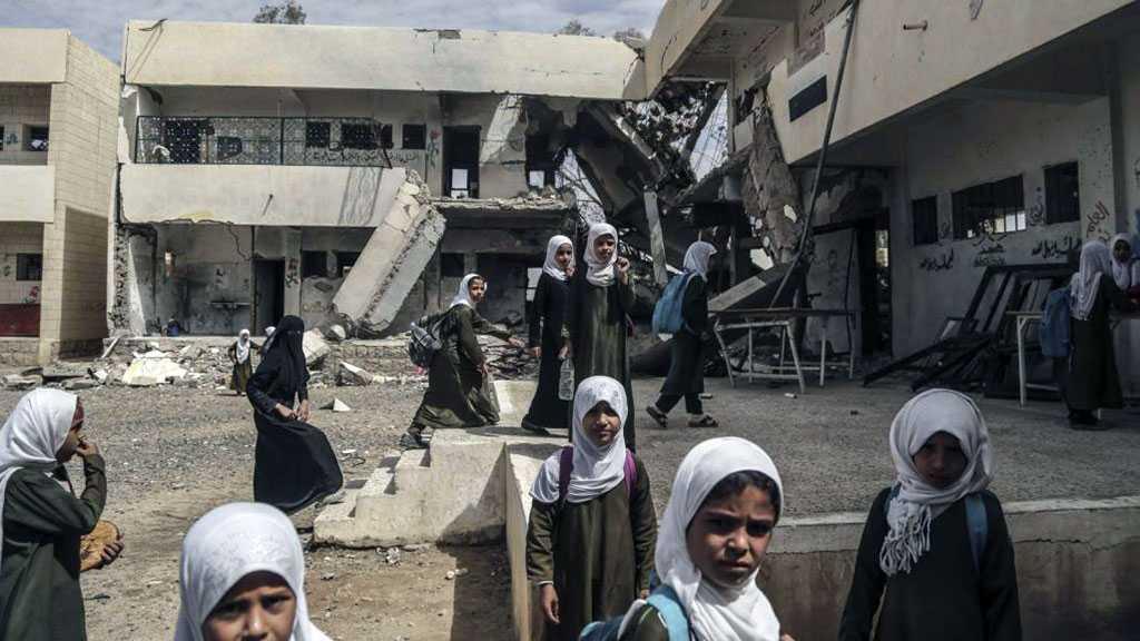 UNICEF: Le nombre d'enfants dont l'Education est perturbée au Yémen pourrait atteindre 6 millions