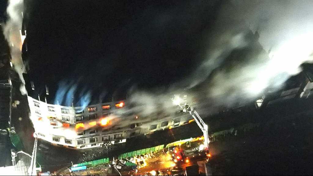Bangladesh: plus de 50 morts dans le gigantesque incendie d'une usine