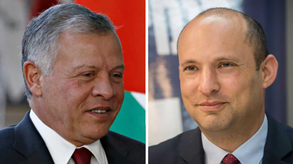Rencontre secrète entre Bennett et le roi Abdallah à Amman la semaine dernière
