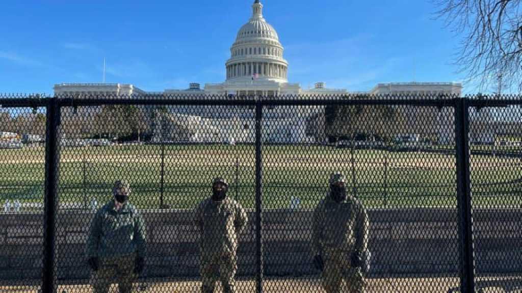 USA: Les barrières de sécurité entourant le Capitole à Washington retirées