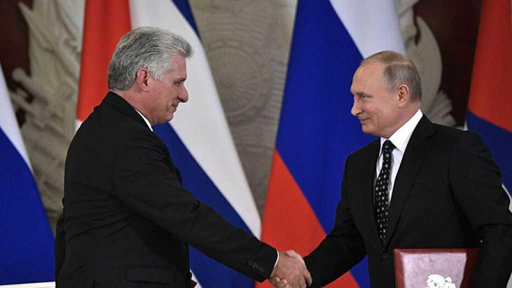 La Russie met en garde contre toute «ingérence étrangère» à Cuba