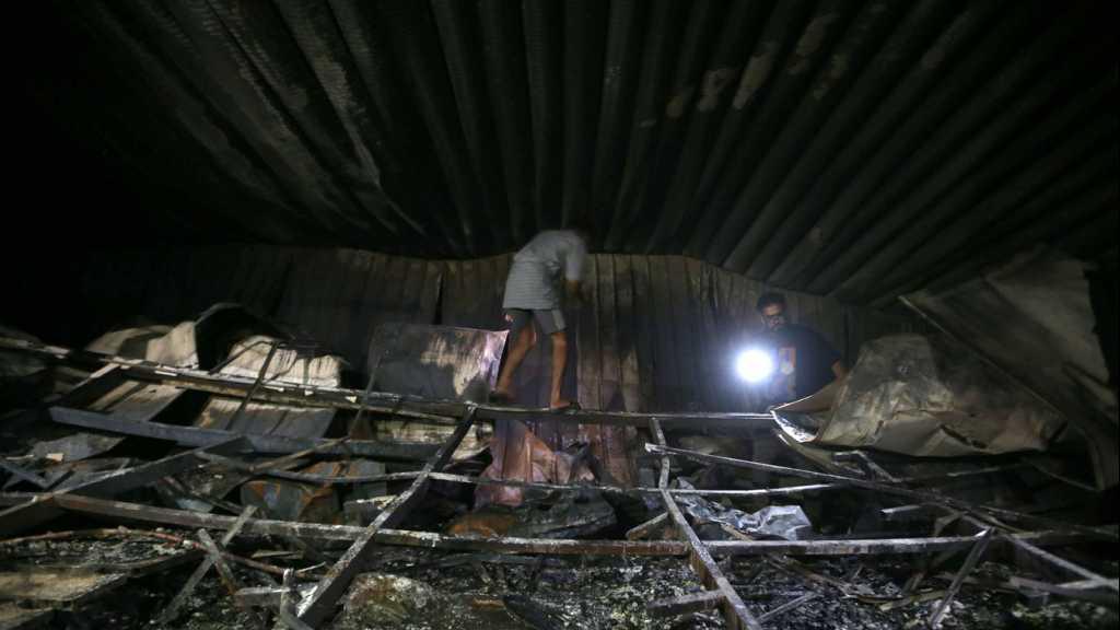 Irak: nouvel incendie meurtrier dans une structure Covid, au moins 52 morts