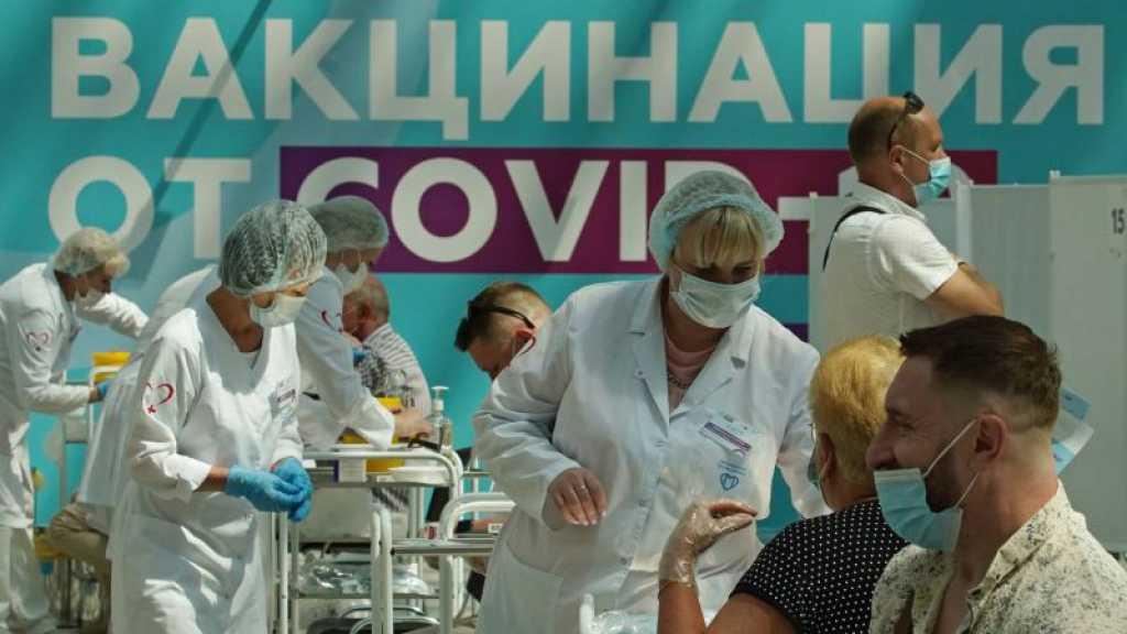 Coronavirus: nouveau record de décès en Russie, l'obligation vaccinale progresse