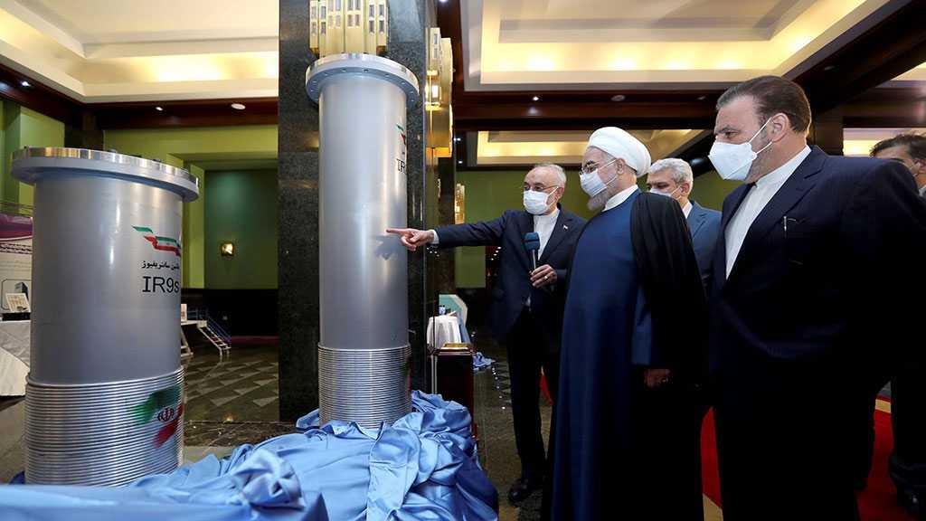 Rohani: L'Iran pourrait enrichir de l'uranium à 90% s'il le souhaitait