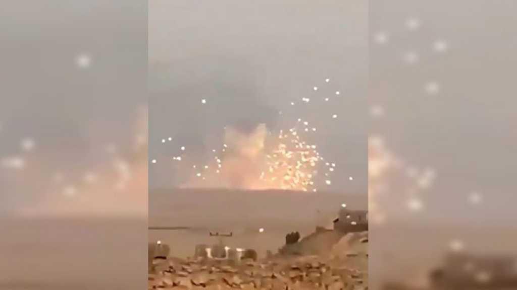 Arabie: explosion dans un dépôt d'armes «inutilisables» proche d'une base US