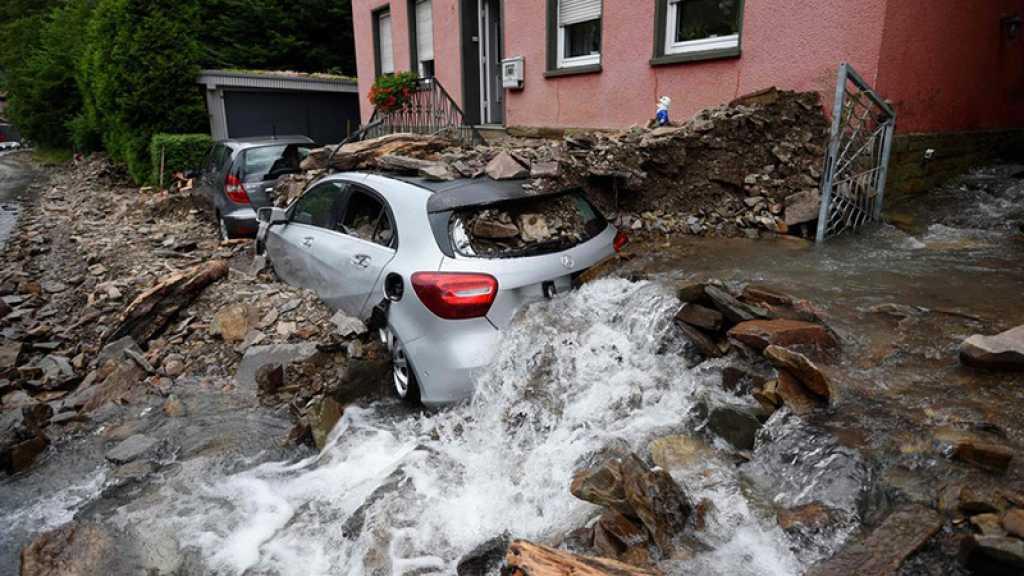 Plus de 150 morts: l'Europe sous le choc après les inondations