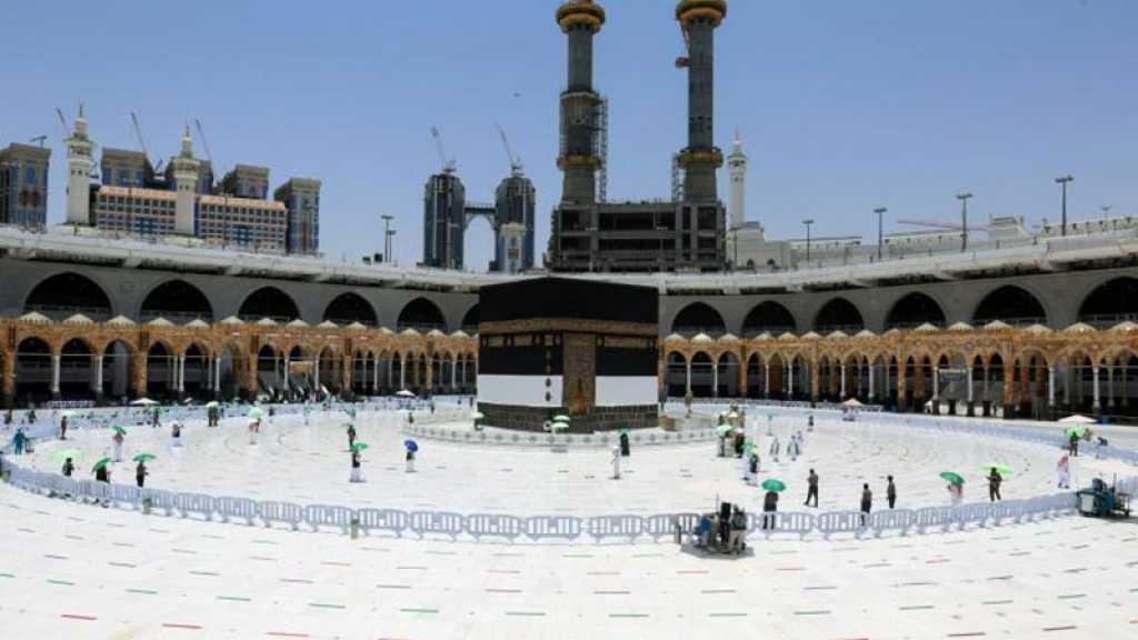 Coronavirus: deuxième grand pèlerinage en nombre limité à La Mecque