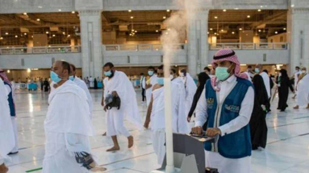 Un premier jour de culte s'écoule pour les pèlerins du Hajj à Mina