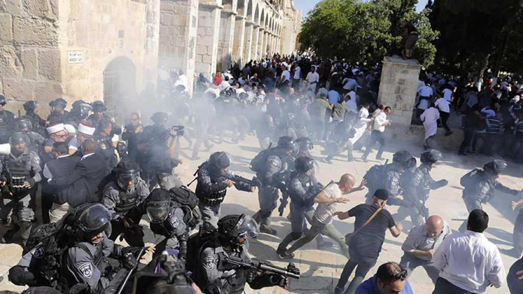 Al-Qods: tensions sur l'esplanade des Mosquées
