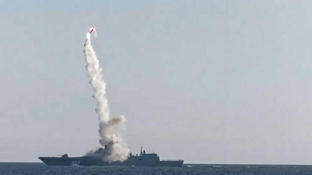 La Russie teste avec succès son missile hypersonique Zircon