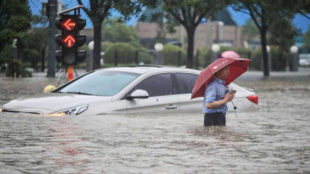 Chine: Zhengzhou submergée, au moins 16 morts dans le métro