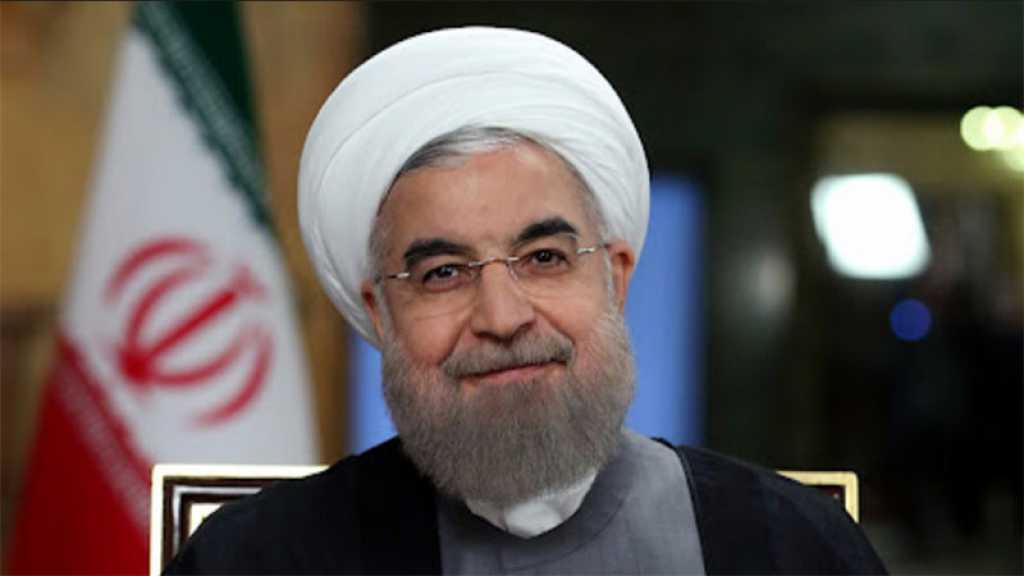 Rohani félicite les dirigeants des pays islamiques à l'occasion de l'Aïd al-Adha