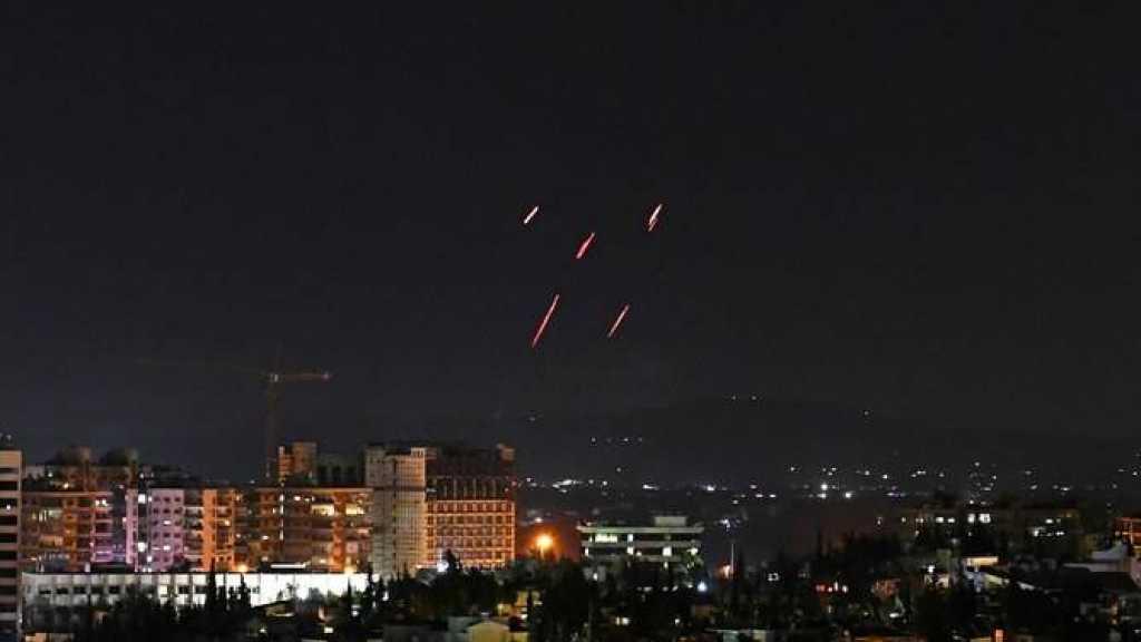 Syrie: Agression israélienne contre la province de Homs, la deuxième en une semaine