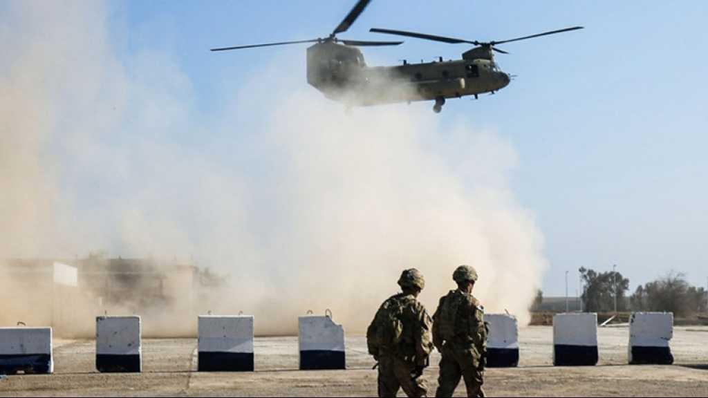 Discussions entre Washington et Bagdad sur la présence militaire américaine en Irak