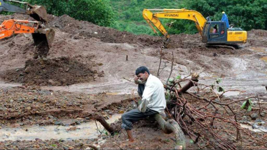 Glissements de terrain en Inde: au moins 36 morts et des dizaines de disparus