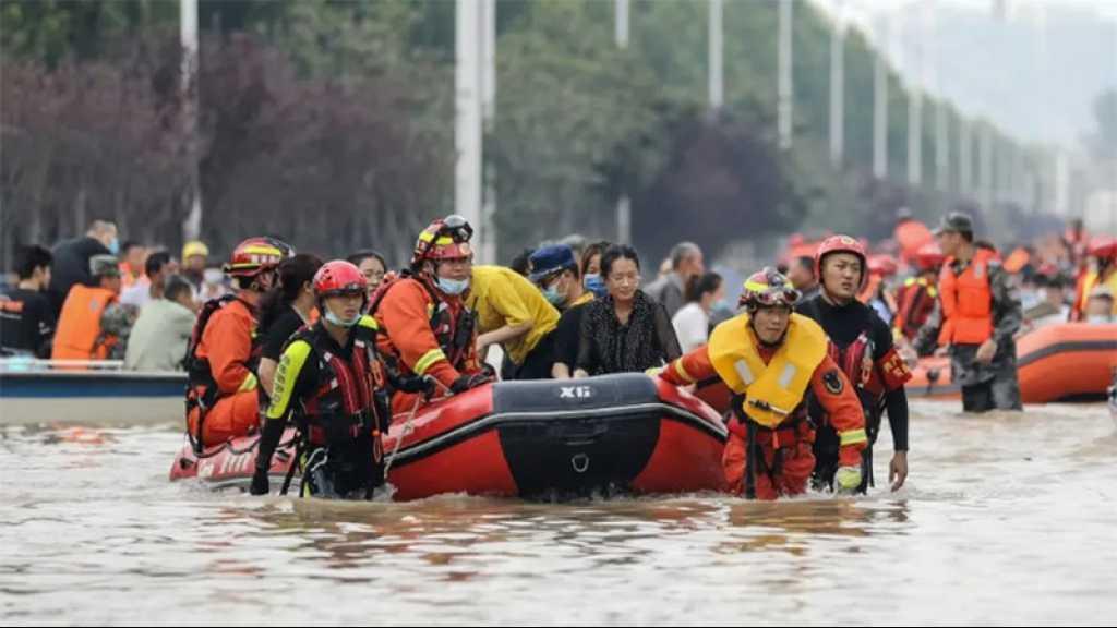 Inondations en Chine: au moins 51 morts, évacuations à grande échelle