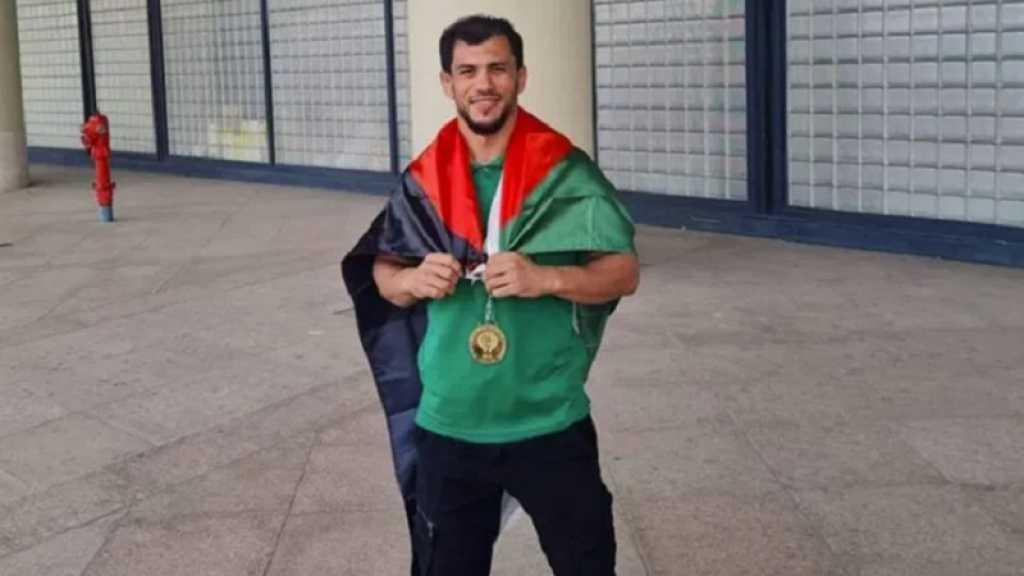 En solidarité avec la Palestine, le judoka algérien Nourine sacrifie les Jeux Olympiques