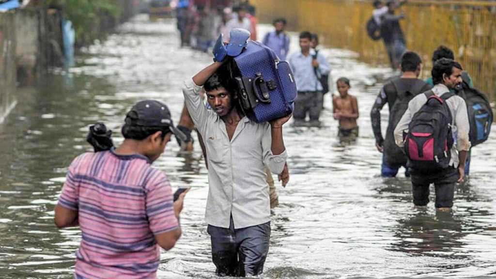 En Inde, la mousson fait au moins 76 morts