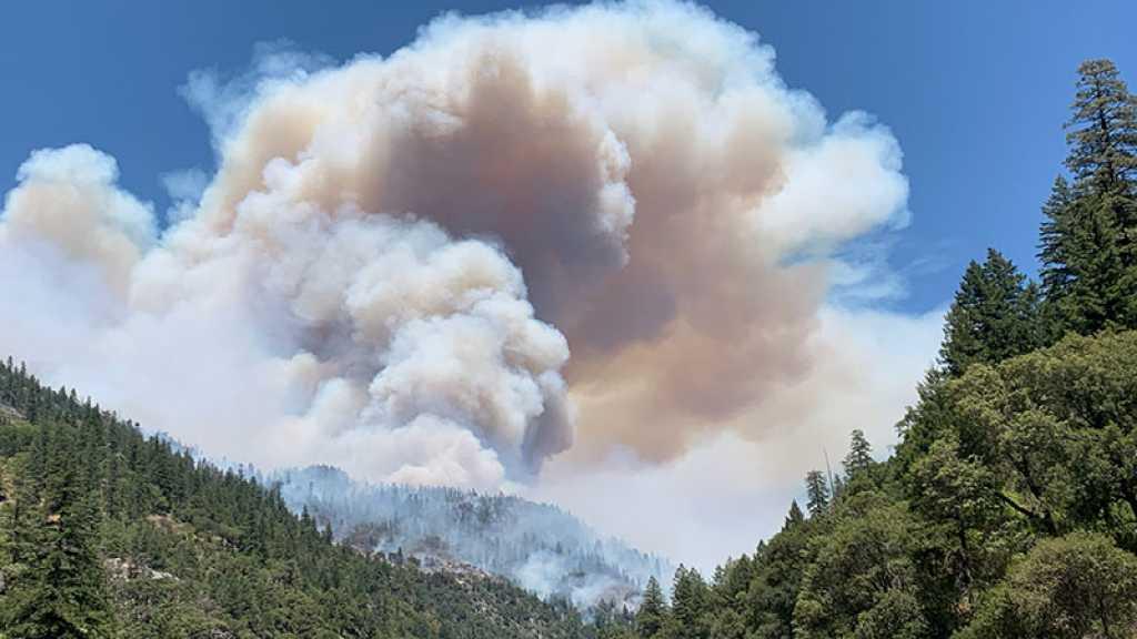 Californie: Le «Dixie Fire» a créé des nuages qui alimentent en retour l'incendie