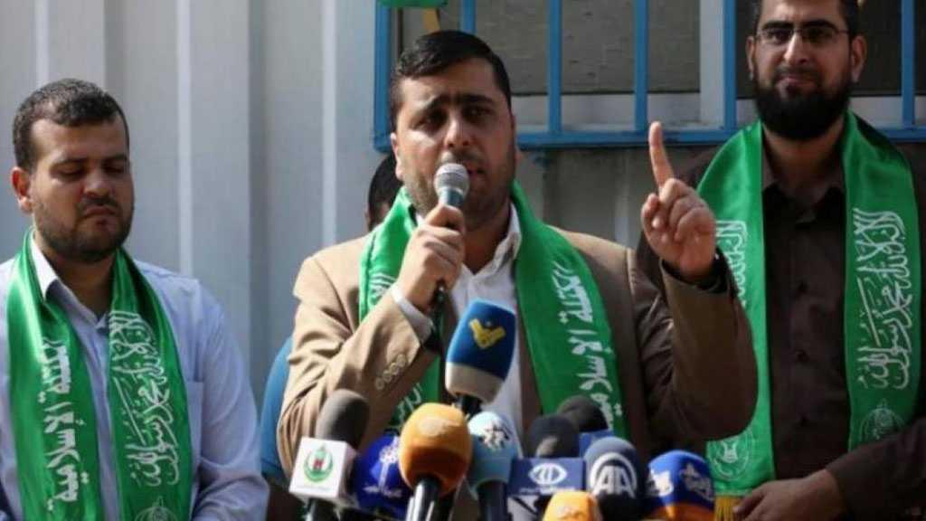 Le Hamas menace «Israël» d'explosion: «Notre peuple ne sera pas longtemps patient»