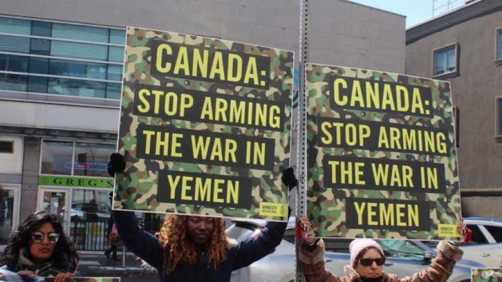 Près de 74 millions $ en explosifs vendus à l'Arabie saoudite avec l'accord du Canada