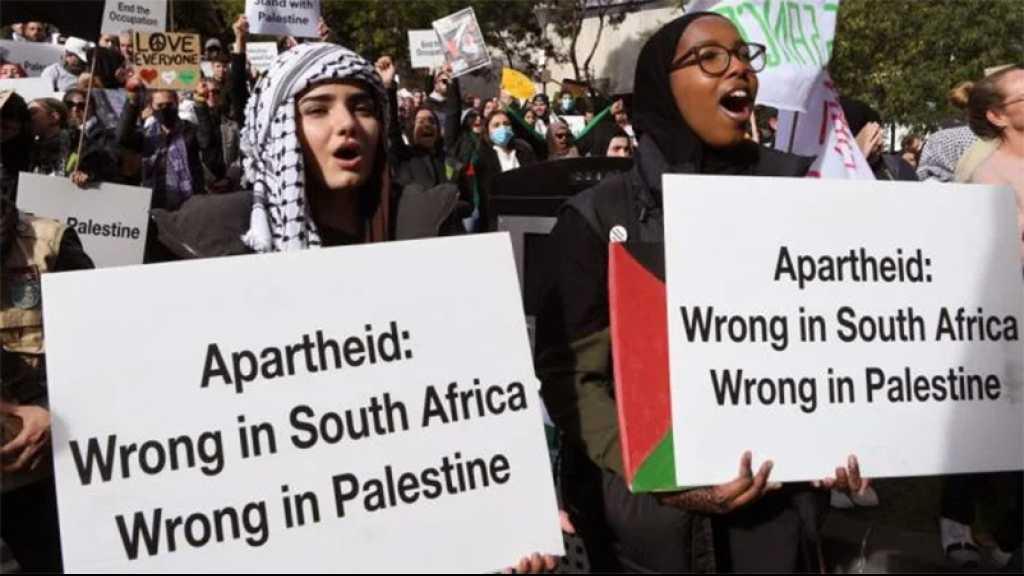 1000 personnalités de plus de 45 pays signent une déclaration sur l'apartheid en Palestine