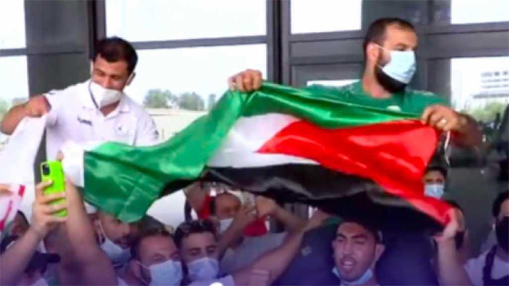 Accueilli en héros, le judoka algérien Fethi Nourine se dit «fier» d'avoir boycotté un adversaire israélien