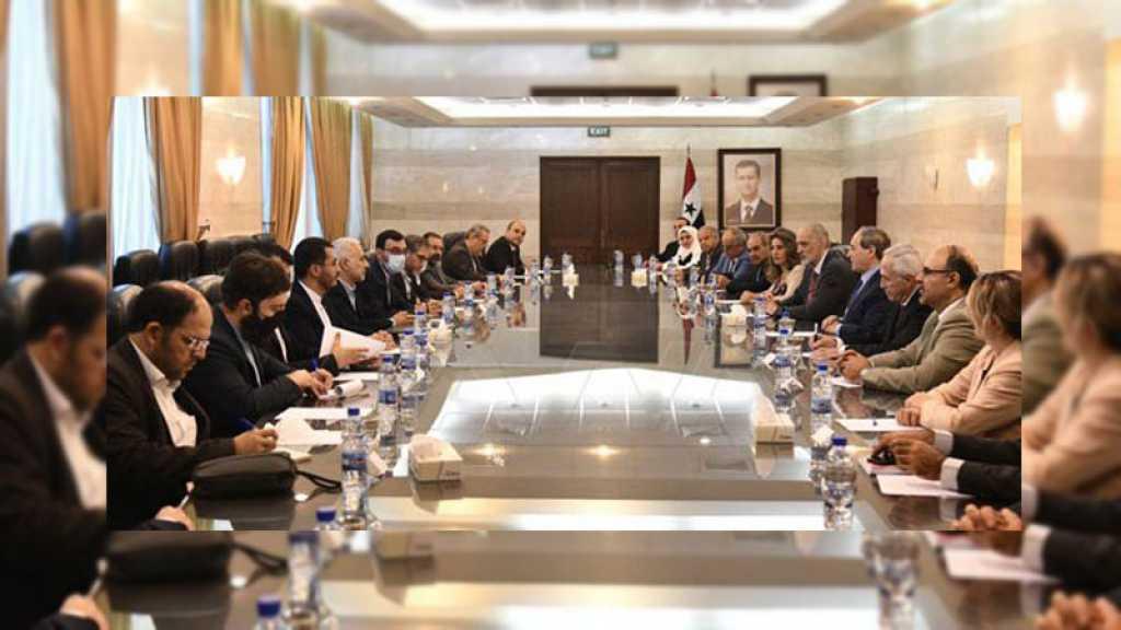 Miqdad qualifie d'«exemple à suivre» les relations syro-iraniennes