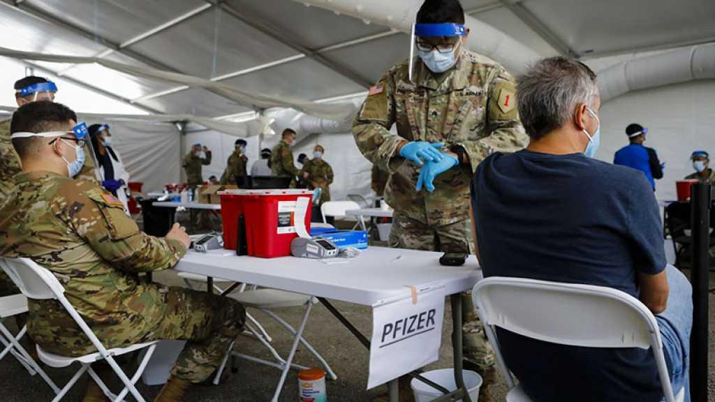 USA: Des millions d'employés fédéraux obligés d'être vaccinés, ou testés et masqués