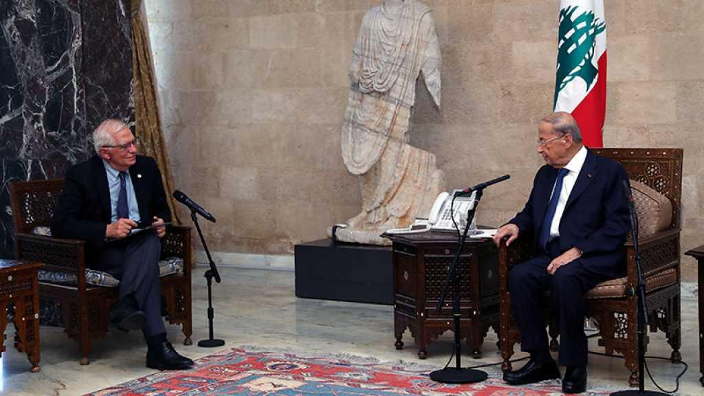 Liban: L'UE est prête à des sanctions pour peser sur la formation d'un gouvernement