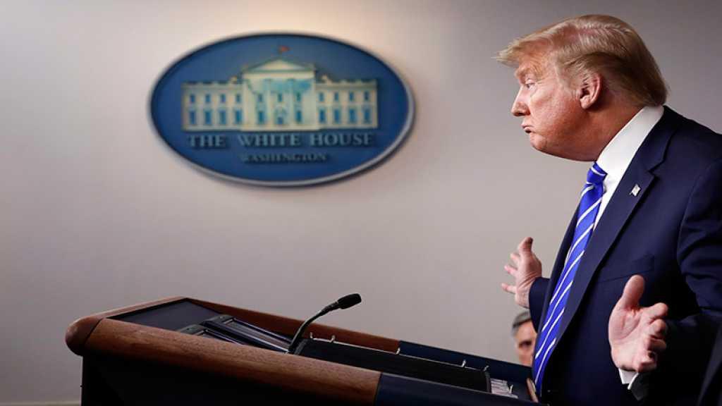 Trump voulait que son ministre de la Justice qualifie la présidentielle de «corrompue»
