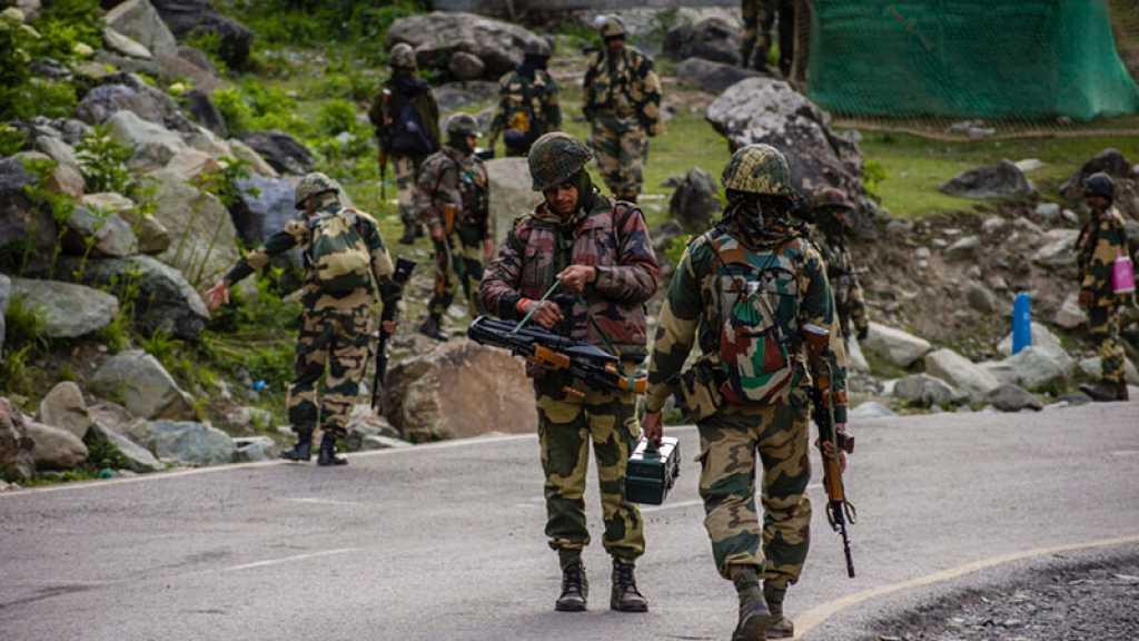 Les armées de l'Inde et de la Chine ont mis en place un téléphone rouge