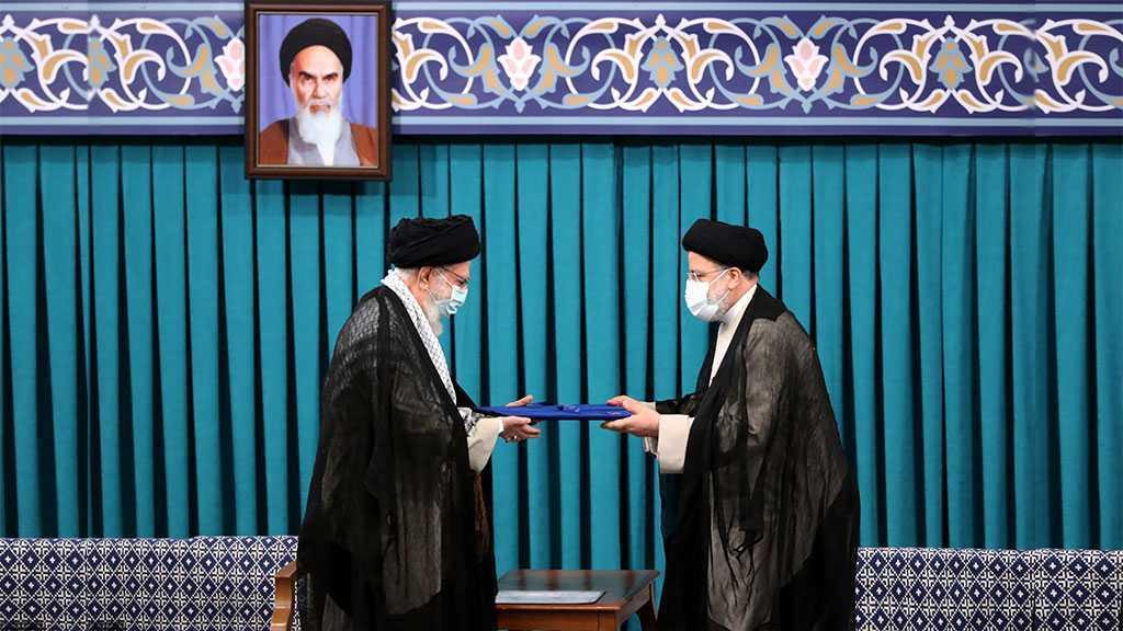 Sayed Khamenei approuve officiellement la Présidence de sayed Ebrahim Raïssi