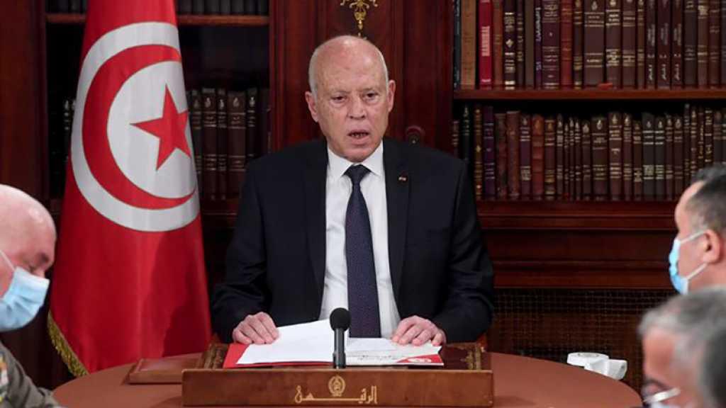 Tunisie: le président démet deux ministres dont celui des Finances