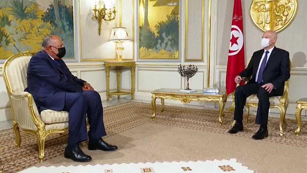 Tunisie: l'Égypte affirme son «plein soutien» au président Saïed