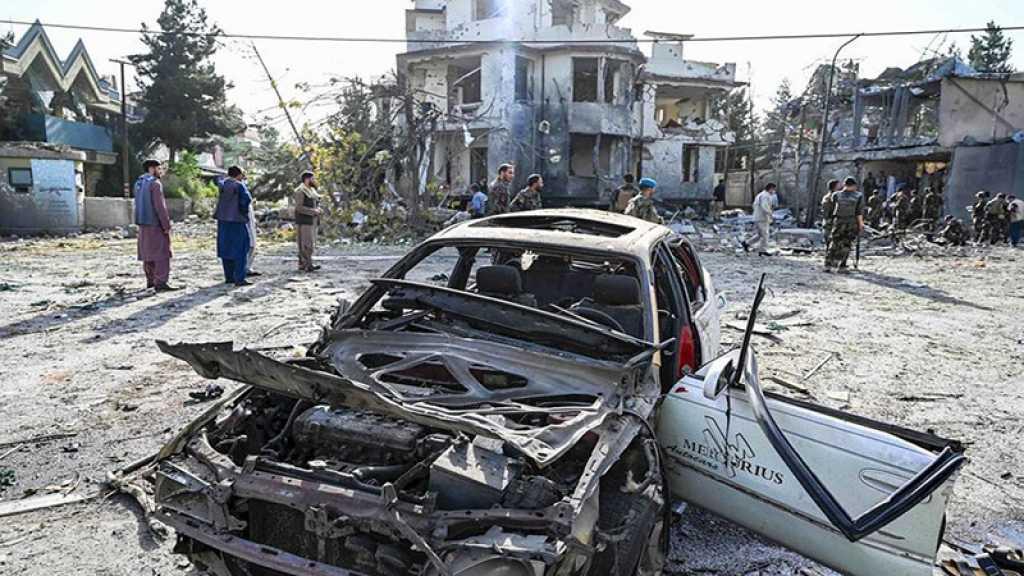 Afghanistan: les talibans revendiquent l'attaque contre le ministère de la Défense