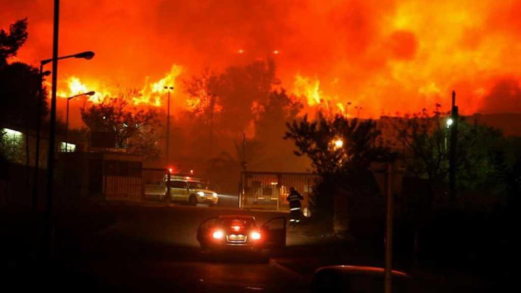 Incendie en Californie: 2000 nouvelles évacuations, une petite ville ravagée