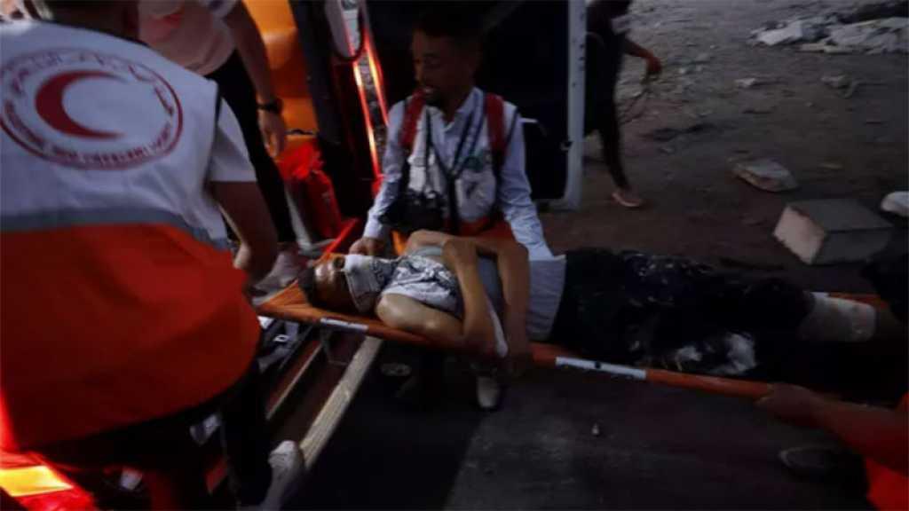 Cisjordanie occupée: un Palestinien blessé par balle à la poitrine tombe en martyre