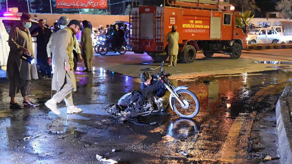 Pakistan: 2 policiers tués et une dizaine de blessés dans une explosion