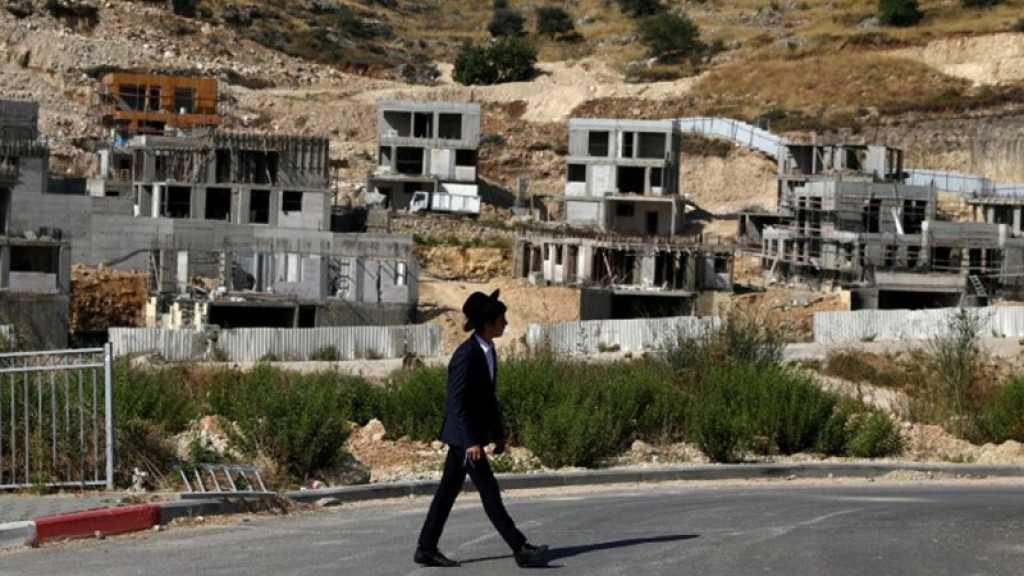 Cisjordanie: «Israël» envisage la construction de 2000 logements pour des colons